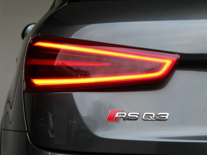 Audi RS Q3 RSQ3 2.5TFSI * diamant *système sans clé * Bose * carbone * rotor * garantie 12 mois GRIS - 21