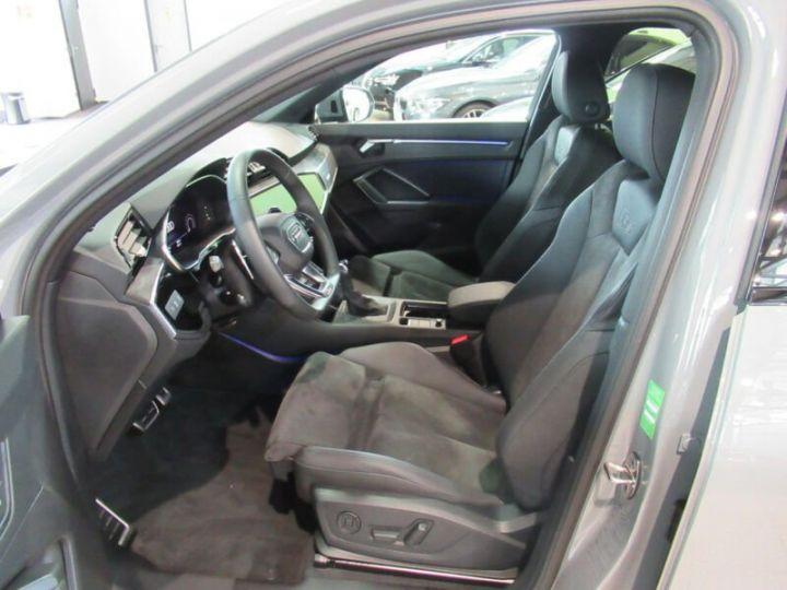 Audi RS Q3 sportback gris nardo  gris nardo - 7