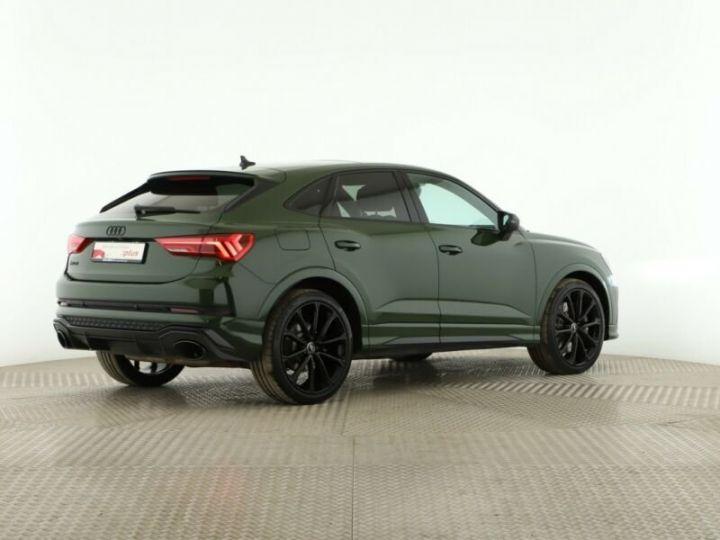 Audi RS Q3 SPORTBACK / TOIT OUVRANT  British Racing Green Individua - 6