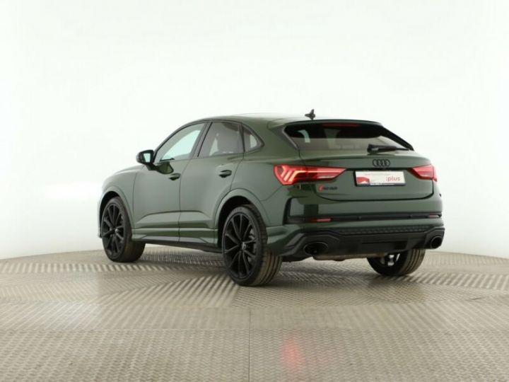 Audi RS Q3 SPORTBACK / TOIT OUVRANT  British Racing Green Individua - 8