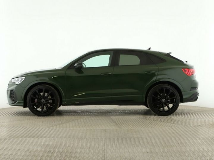 Audi RS Q3 SPORTBACK / TOIT OUVRANT  British Racing Green Individua - 9