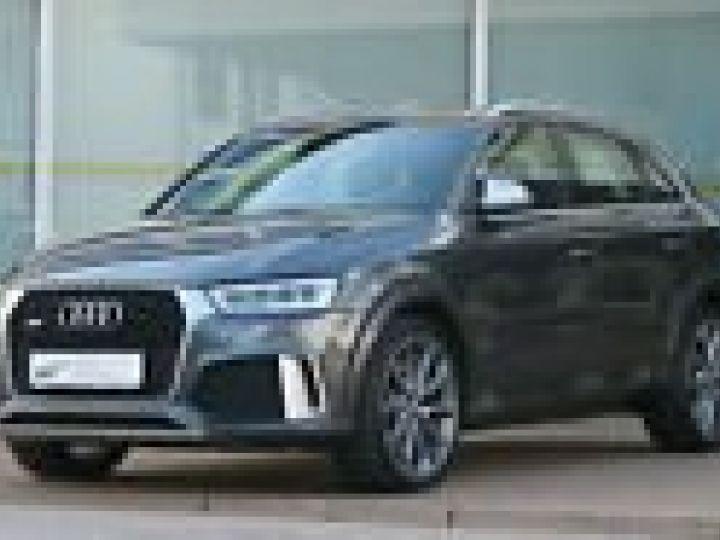 Audi RS Q3 Toit pano Garantie 12 mois  gris foncé - 1
