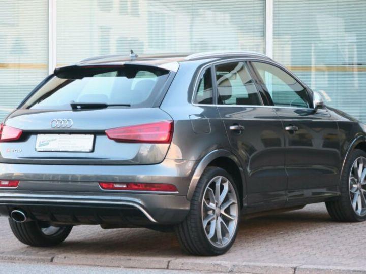 Audi RS Q3 Toit pano Garantie 12 mois  gris foncé - 3
