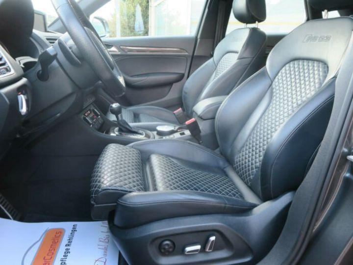 Audi RS Q3 Toit pano Garantie 12 mois  gris foncé - 6