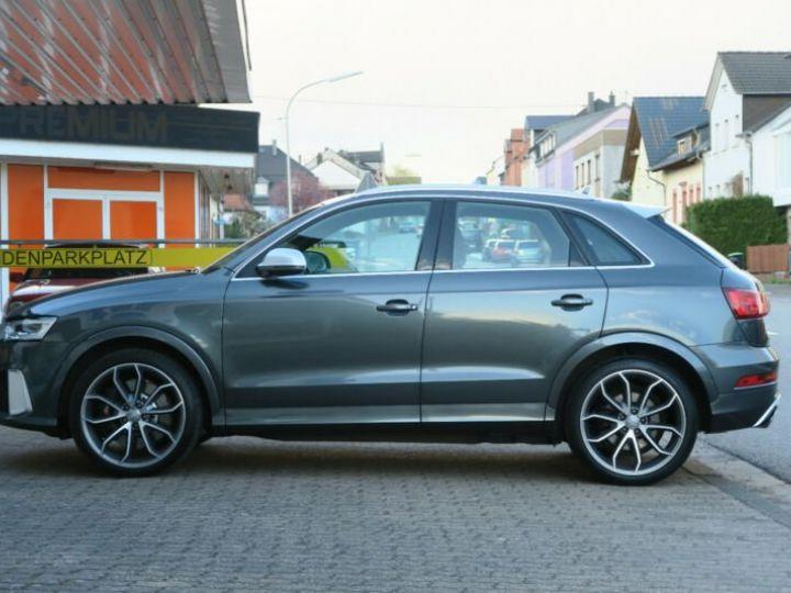 Audi RS Q3 Toit pano Garantie 12 mois  gris foncé - 9