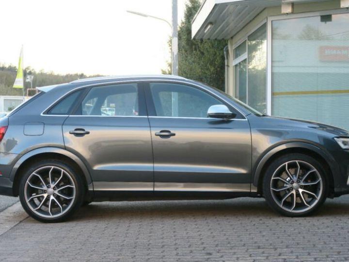 Audi RS Q3 Toit pano Garantie 12 mois  gris foncé - 10