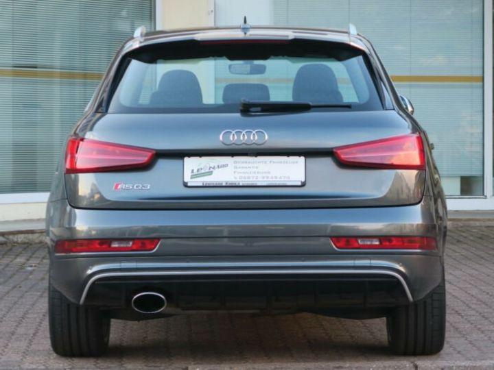 Audi RS Q3 Toit pano Garantie 12 mois  gris foncé - 11