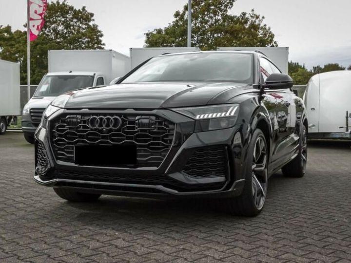 Audi RS Q8 noir - 2