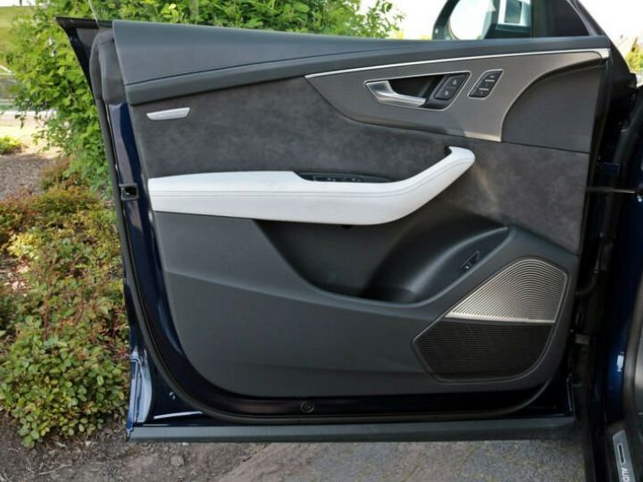 Audi RS Q8 4.0 TFSI QUATTRO BLEU  Occasion - 2