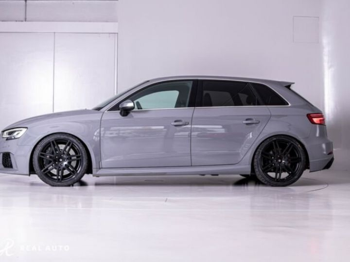 Audi RS3 Gris Nardo - 9