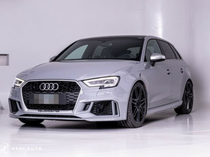 Audi RS3 Gris Nardo - 10