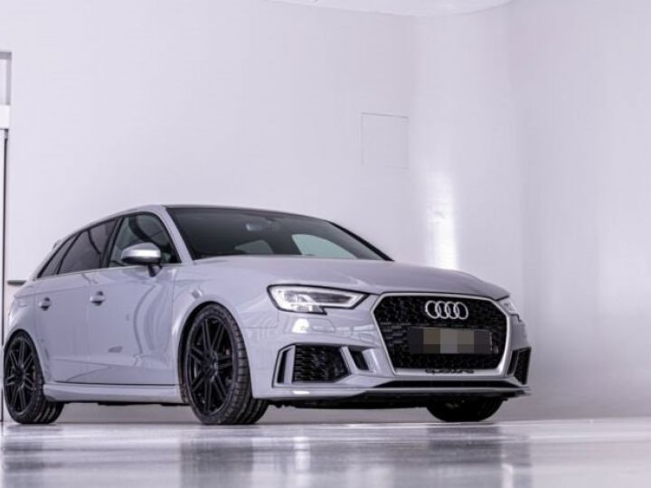 Audi RS3 Gris Nardo - 11