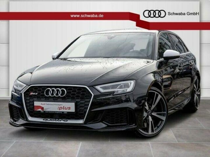 Audi RS3 noir mythos métallisé  - 1