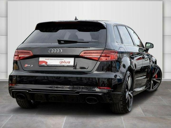 Audi RS3 noir mythos métallisé  - 2