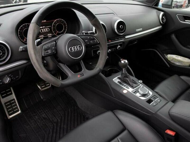 Audi RS3 noir mythos métallisé  - 5
