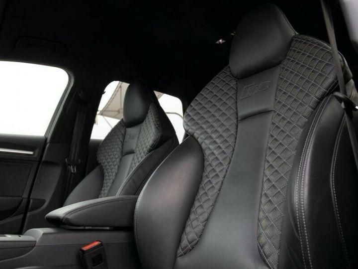 Audi RS3 noir mythos métallisé  - 6
