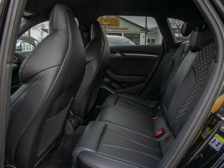 Audi RS3 noir mythos métallisé  - 7