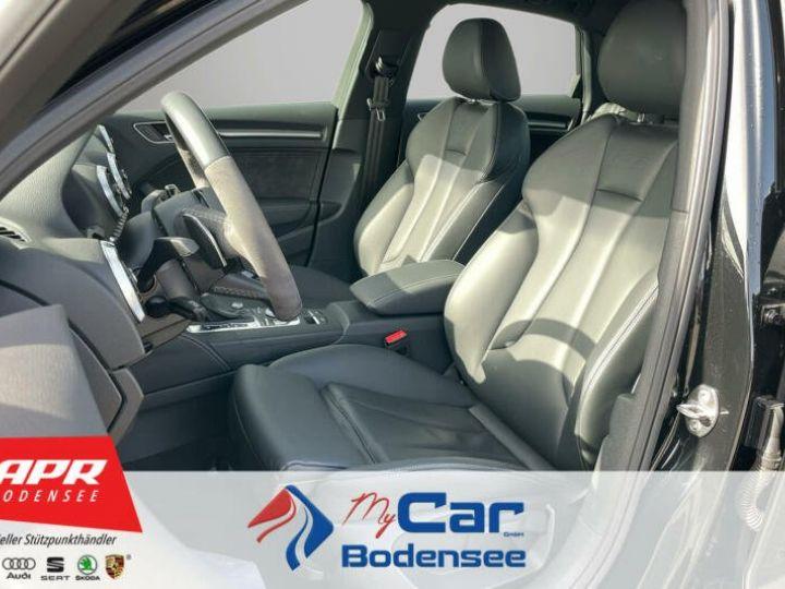Audi RS3 noire - 4