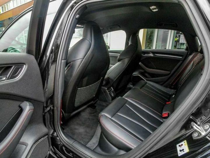 Audi RS3 noire - 7