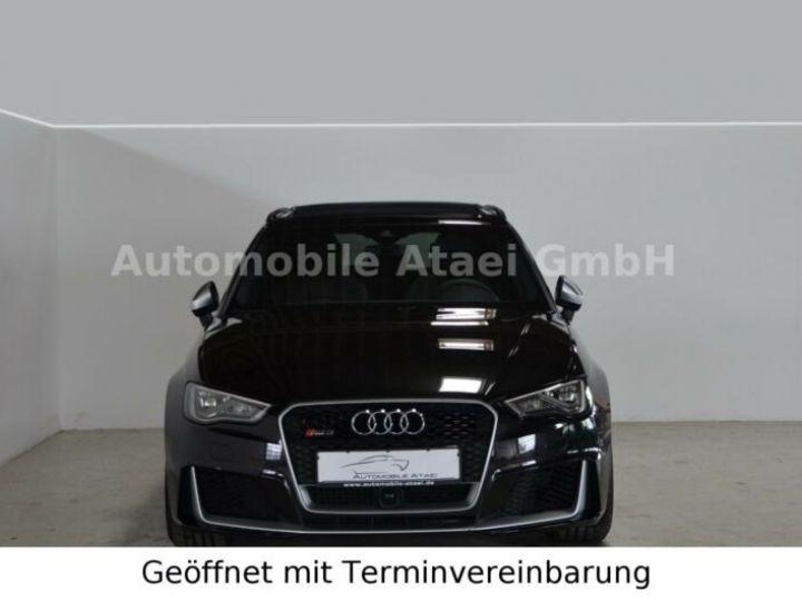 Audi RS3 Noir métallisée  - 4