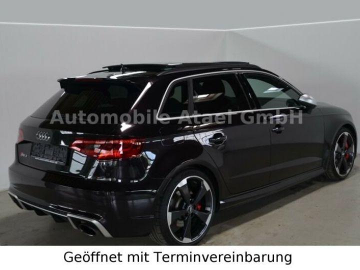Audi RS3 Noir métallisée  - 6