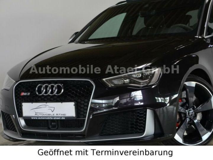 Audi RS3 Noir métallisée  - 8