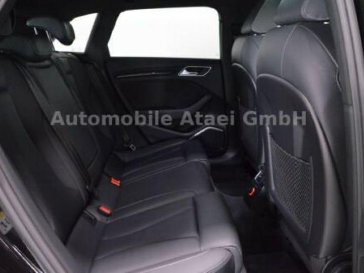 Audi RS3 Noir métallisée  - 9
