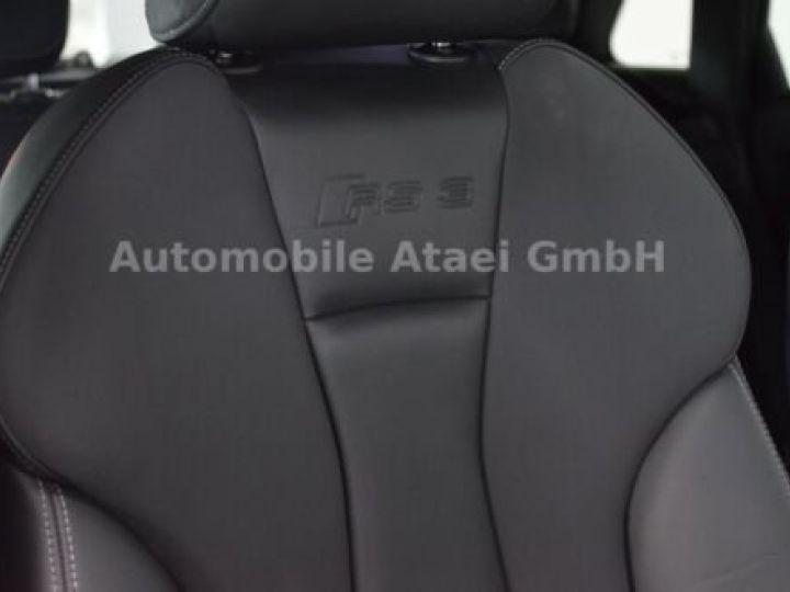 Audi RS3 Noir métallisée  - 15