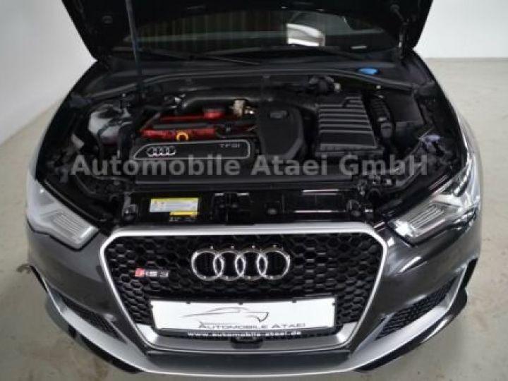 Audi RS3 Noir métallisée  - 18