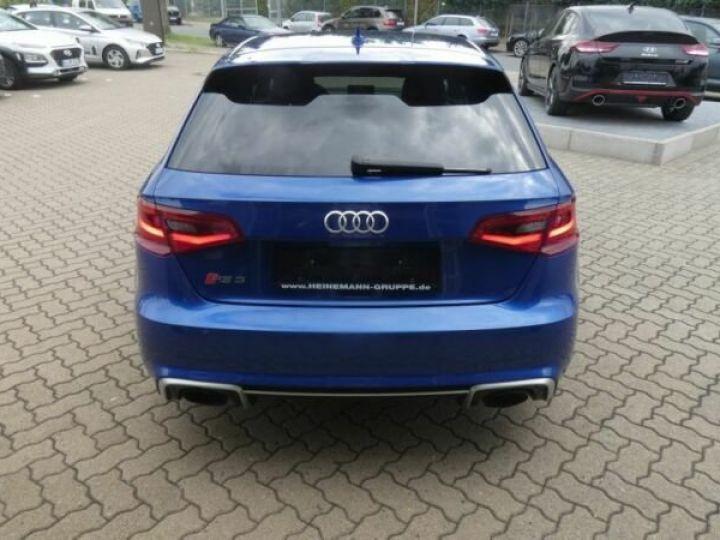 Audi RS3 Bleu - 6