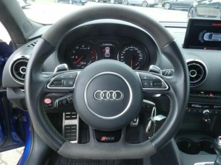 Audi RS3 Bleu - 11