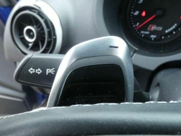 Audi RS3 Bleu - 14