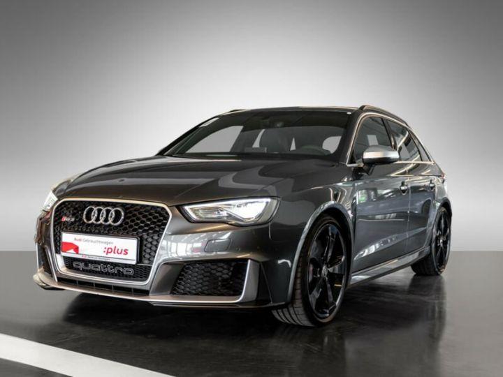 Audi RS3 Gris foncé - 1