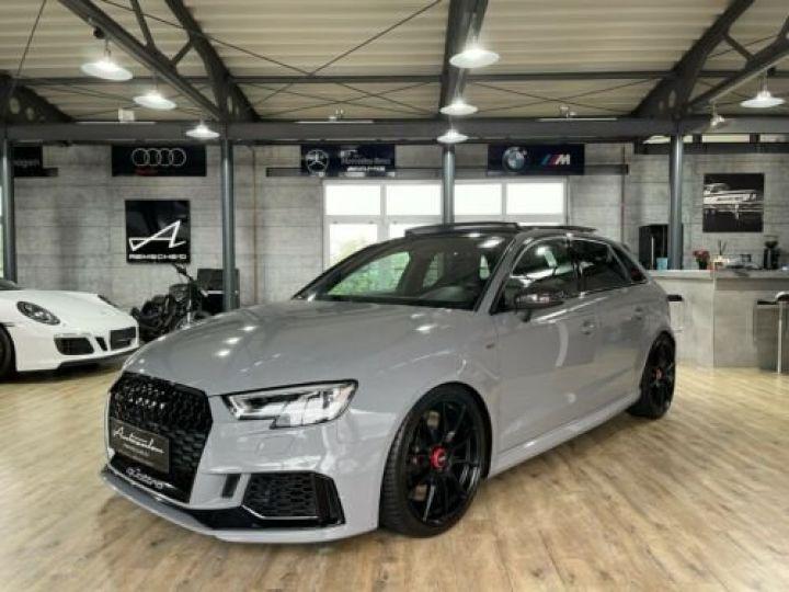 Audi RS3 Gris nardo - 1