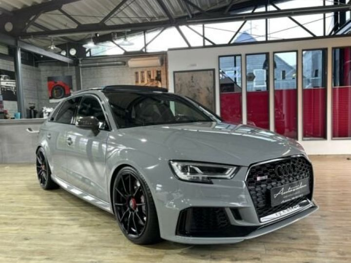 Audi RS3 Gris nardo - 8
