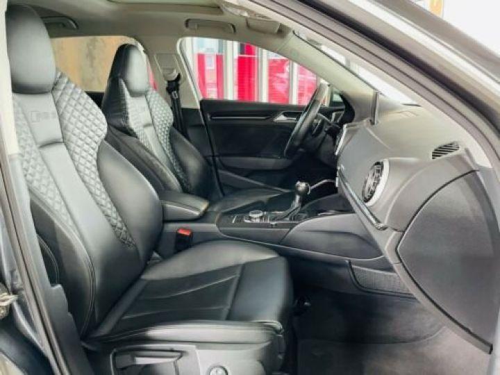 Audi RS3 Noir métallisée  - 11
