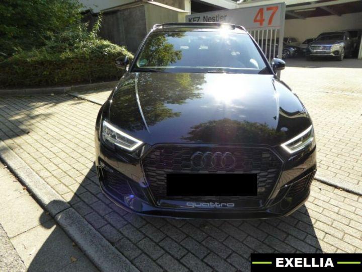 Audi RS3 2.5 TFSI  NOIR PEINTURE METALISE  Occasion - 1