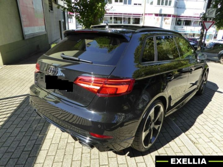 Audi RS3 2.5 TFSI  NOIR PEINTURE METALISE  Occasion - 3