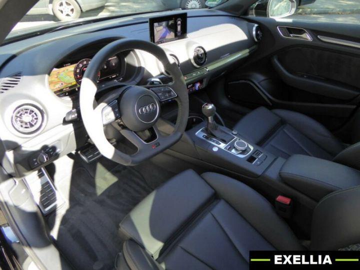 Audi RS3 2.5 TFSI  NOIR PEINTURE METALISE  Occasion - 4