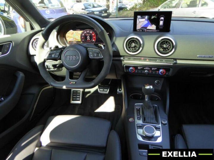 Audi RS3 2.5 TFSI  NOIR PEINTURE METALISE  Occasion - 8