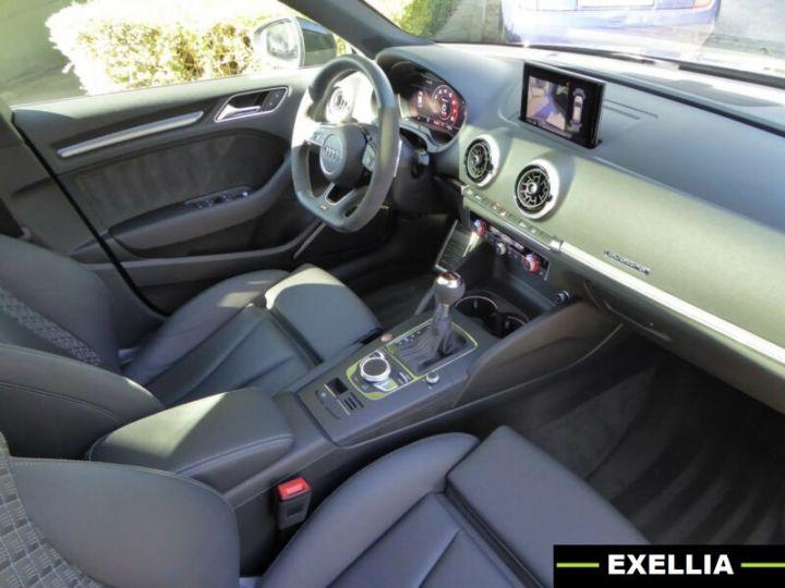 Audi RS3 2.5 TFSI  NOIR PEINTURE METALISE  Occasion - 9