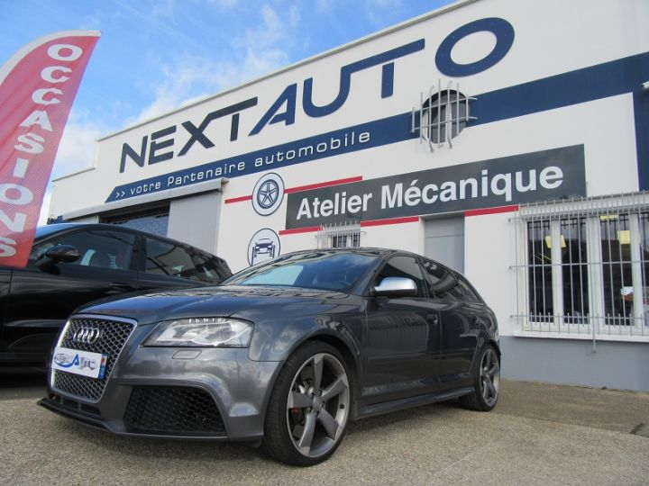 Audi RS3 2.5 TFSI 340CH QUATTRO S TRONIC 7 Gris Daytona Occasion - 1