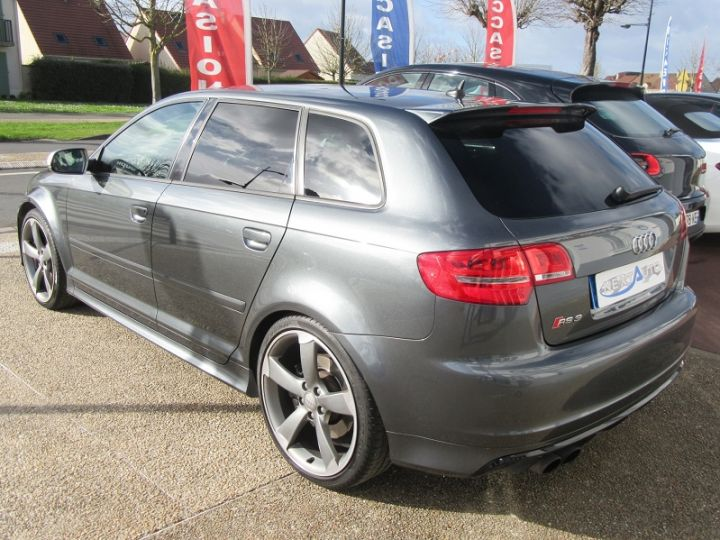Audi RS3 2.5 TFSI 340CH QUATTRO S TRONIC 7 Gris Daytona Occasion - 3