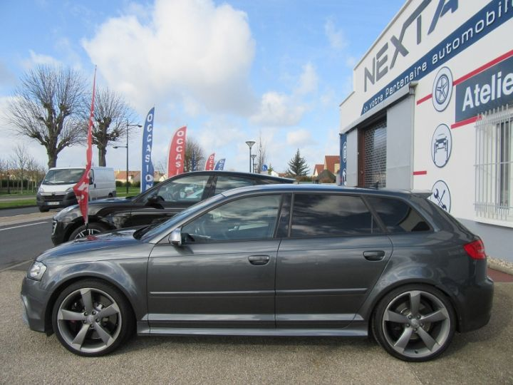 Audi RS3 2.5 TFSI 340CH QUATTRO S TRONIC 7 Gris Daytona Occasion - 5