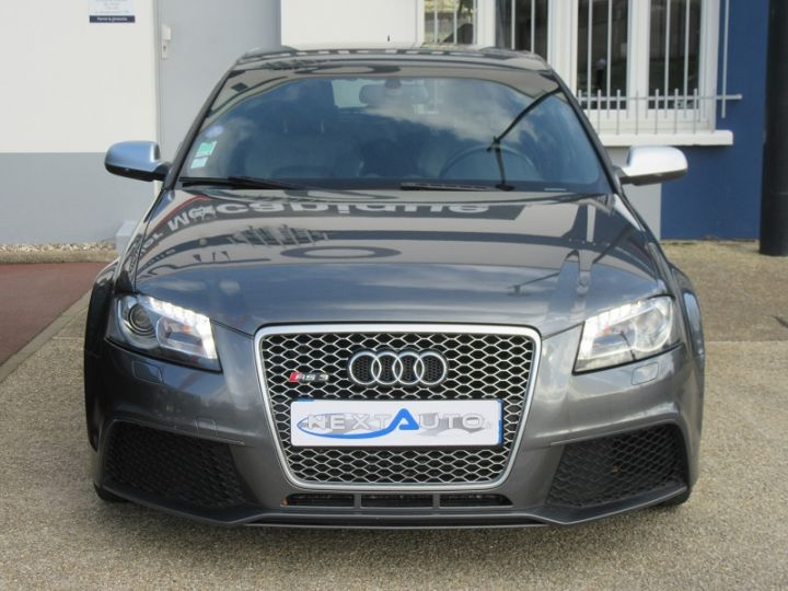 Audi RS3 2.5 TFSI 340CH QUATTRO S TRONIC 7 Gris Daytona Occasion - 6