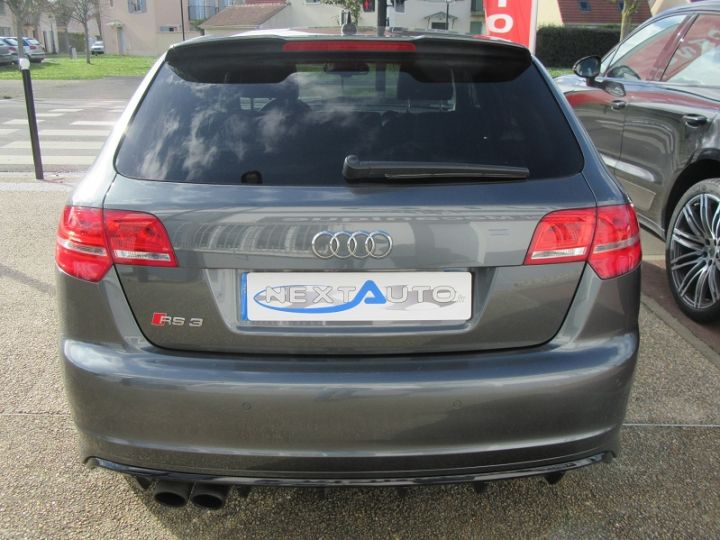 Audi RS3 2.5 TFSI 340CH QUATTRO S TRONIC 7 Gris Daytona Occasion - 17
