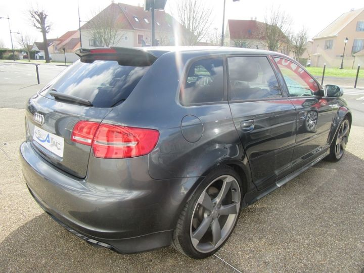 Audi RS3 2.5 TFSI 340CH QUATTRO S TRONIC 7 Gris Daytona Occasion - 18