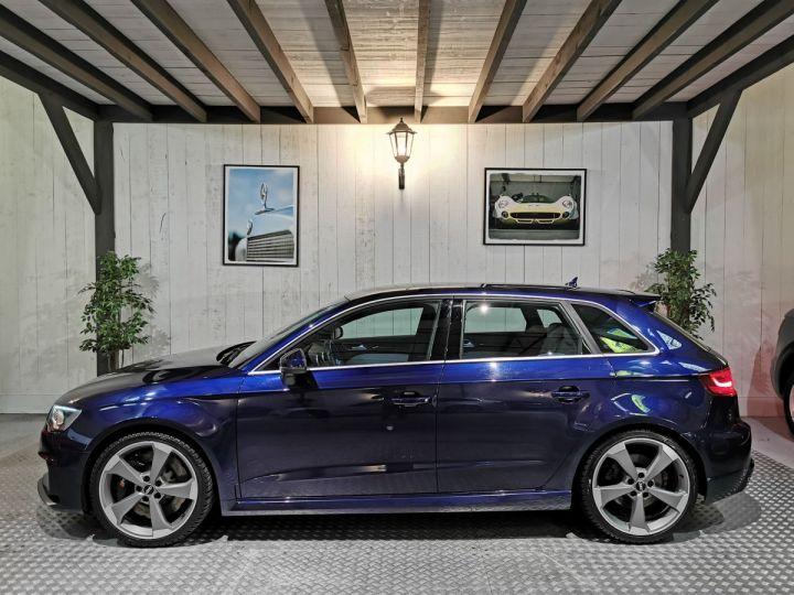 Audi RS3 2.5 TFSI 367 CV QUATTRO BVA Bleu - 1