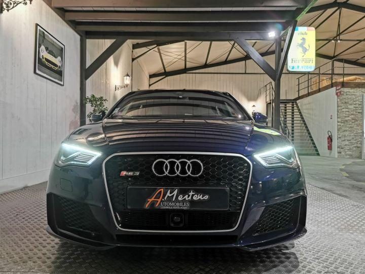Audi RS3 2.5 TFSI 367 CV QUATTRO BVA Bleu - 3