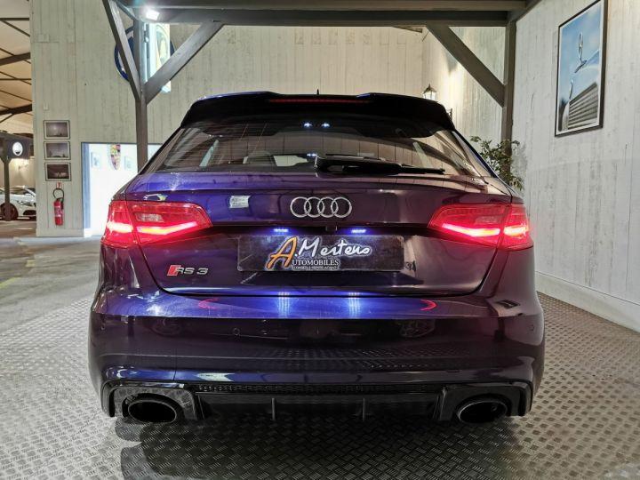 Audi RS3 2.5 TFSI 367 CV QUATTRO BVA Bleu - 4